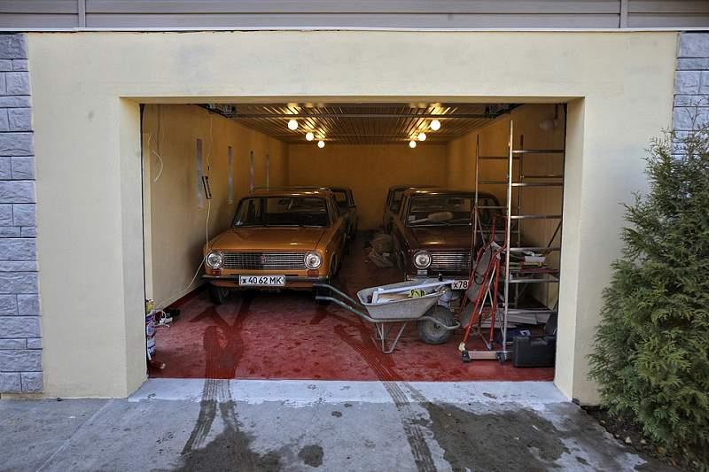 Квадратные метры гаража