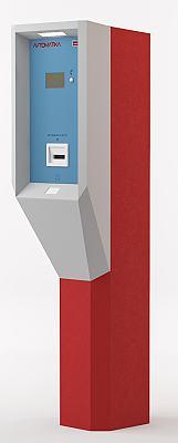 Выездная стойка Card Park- EXT